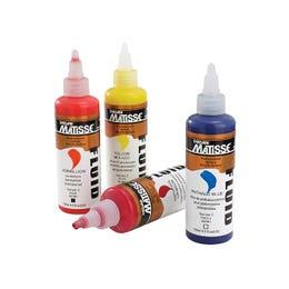 Matisse Fluid Acrylic Paints 135ml
