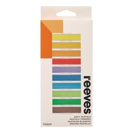 Reeves Soft Pastel Set 12