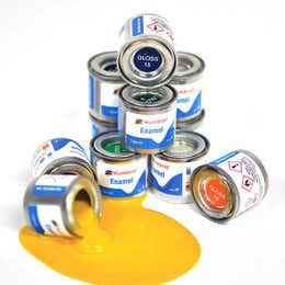 Humbrol Enamel Paints