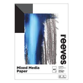 Reeves Mixed Media Pad A5