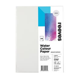 Reeves Watercolour Paper Pack A4 (FSC MIX)