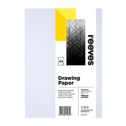 Reeves Drawing Paper Pack A4