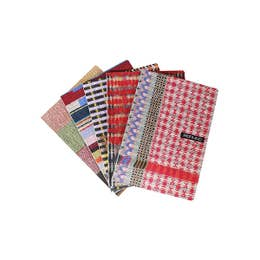 Fabriano Finsbury Notebooks 85gsm 48 Pages A5 Lined