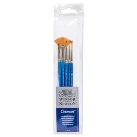 Winsor & Newton Cotman Brush Set 5