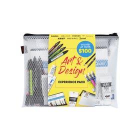 Art & Design Experience Pack