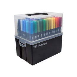 Tombow Storage Case Folded with Lid Closed