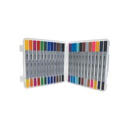 Jasart Dual Nib Marker Set 24
