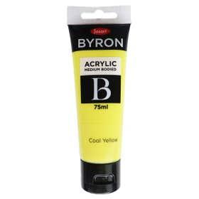 Jasart Byron Acrylic Paints 75ml