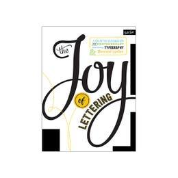 Joy Of Lettering Book