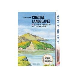Paint Pad Artist Coastal Landscapes