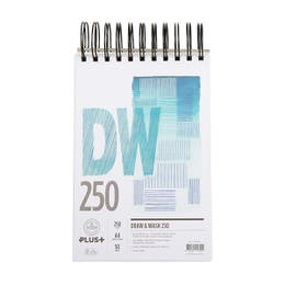 The Paper House Plus+ Draw & Wash Pads