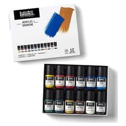 Liquitex Professional Acrylic Gouache Essentials Paint Set