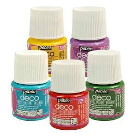 Pebeo Deco Acrylic Paints 45ml