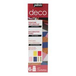 Pebeo Deco Discovery Gloss Paint Set
