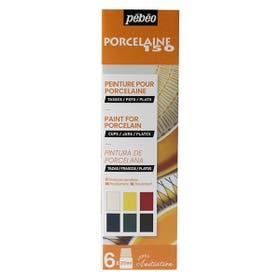 Pebeo Porcelaine 150 Gloss Paint Sets