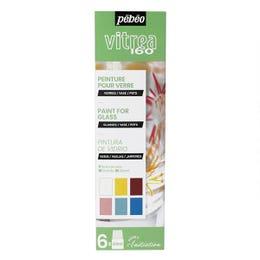 Pebeo Vitrea 160 Gloss Paint Sets