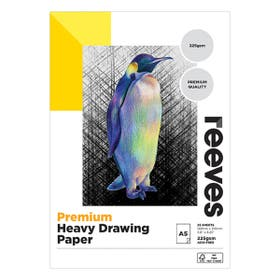 Reeves Premium Drawing Pad A5 (FSC MIX)