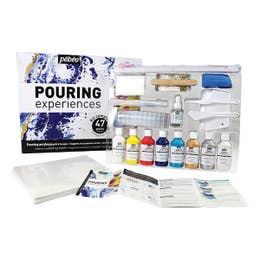 Pebeo Pouring Experiences Kit