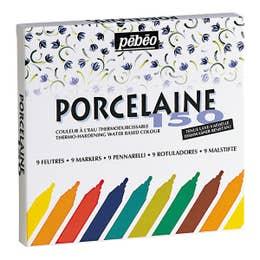 Pebeo Porcelaine 150 Marker Sets