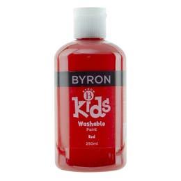 Jasart Byron Kids Washable Paints 250ml