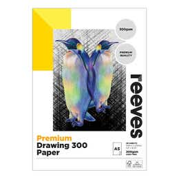 Reeves Ultra Heavy Drawing Pad A5