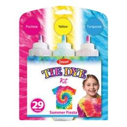 Jasart Tie Dye Summer Fiesta Set