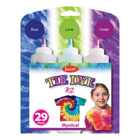 Jasart Tie Dye Mystical Set