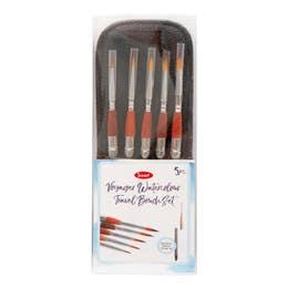 Jasart Watercolour Pocket Travel Brush Set