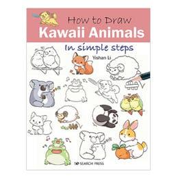 How to Draw Kawaii Animals Book
