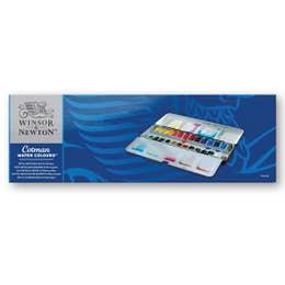 Winsor & Newton Cotman Watercolour Metal Sketchers' Box