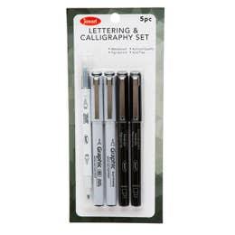 Jasart Lettering Calligraphy Set