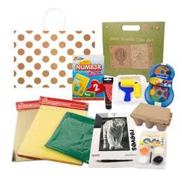 Christmas Kids Gift Bag