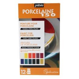 Pebeo Porcelaine 150 Paint Exploration Set
