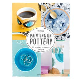 Painting on Pottery Book