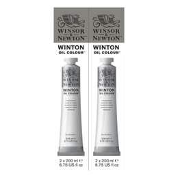 Winsor & Newton Winton Oil Titanium White Twin Pack