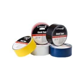 X-Press It Cloth Tape Rolls 48mm x 25m Group