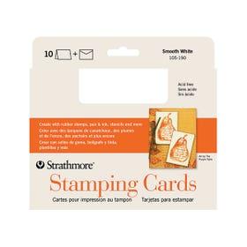 Strathmore Stamping Cards & Envelopes Packs