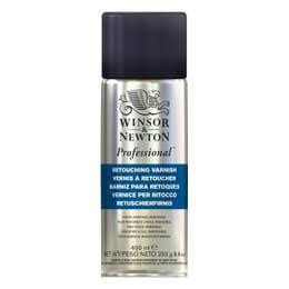 Winsor & Newton Professional Retouching Varnish 400ml