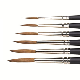 Winsor & Newton Artists' Watercolour Sable Rigger Brushes