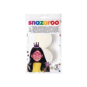 Snazaroo High Density Sponge Pack 2