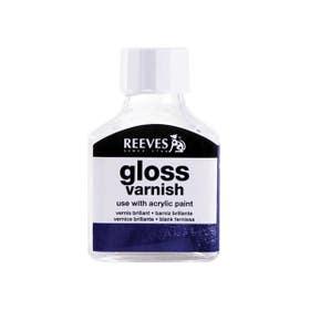 Reeves Varnish 75ml Gloss