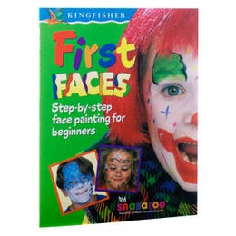 Snazaroo First Faces Book