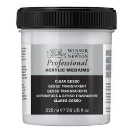 Winsor & Newton Professional Gessos Clear Gesso 225ml