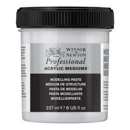 Winsor & Newton Professional Acrylic Modelling Paste 237ml