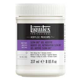 Liquitex Slow-Dri Gel Additive 237ml
