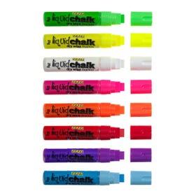 Texta Liquid Chalk Dry Wipe Markers 15mm