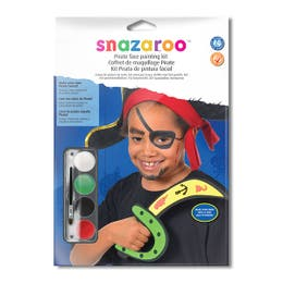 Snazaroo Role Play Pirate Kit