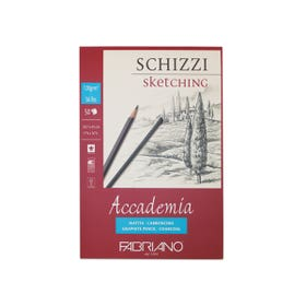 Fabriano Accademia Drawing Pads 120gsm 50 Pages A3