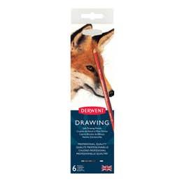 Derwent Drawing Pencil Tin 6
