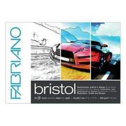 Fabriano Bristol Pad A4